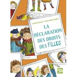 La déclaration des droits des filles - 5 à 9 ans