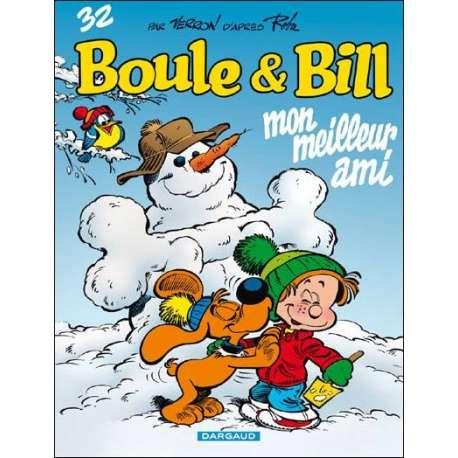 Boule et Bill -02- (Édition actuelle) - Tome 32 - Mon meilleur ami