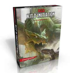 Dungeons & Dragons : Kit d'initiation 5e ed. FR