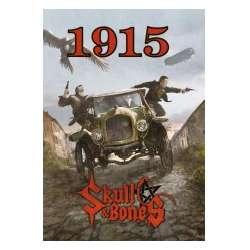 Skull & bones - 1915