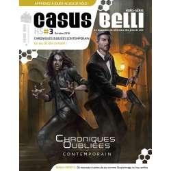 Chroniques Oubliées Contemporain - Casus Belli Hors-série 3