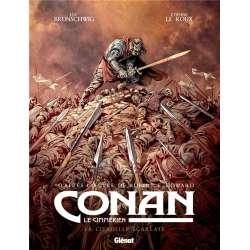 Conan le Cimmérien - Tome 5 - La Citadelle écarlate