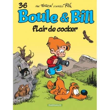 Boule et Bill -02- (Édition actuelle) - Tome 36 - Flair de cocker