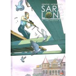 Sara Lone - Tome 4 - Arlington Day