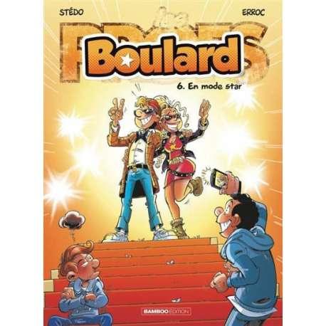 Boulard - Tome 6 - En mode star