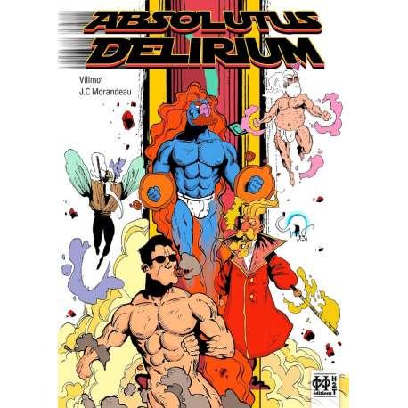 Absolutus Delirium - Absolutus Delirium