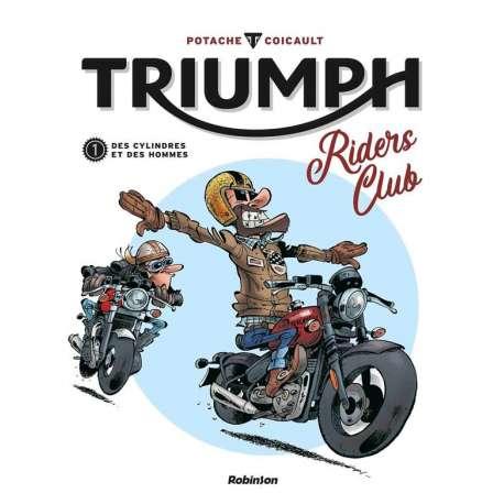 Triumph Riders Club - Tome 1 - Les riders à Coventry