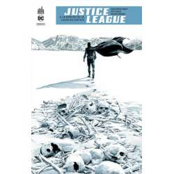 Justice League Rebirth - Tome 6 - Le procès de la ligue de justice