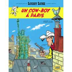Lucky Luke (Les aventures de) - Tome 8 - Un cow-boy à Paris