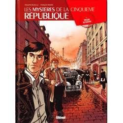 Mystères de la Cinquième République (Les) - Tome 1 - Trésor de guerre