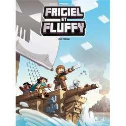 Frigiel et Fluffy - Tome 5 - L'île perdue