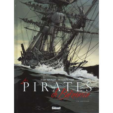 Pirates de Barataria (Les) - Tome 10 - Galveston