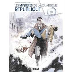 Mystères de la Quatrième République (Les) - Tome 4 - La main rouge