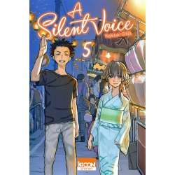 A Silent Voice - Tome 5 - Tome 5