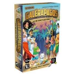 Galerapagos : Ils ne sont plus seuls