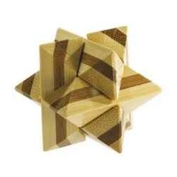 Casse-Tête 3D Bamboo - Superstar