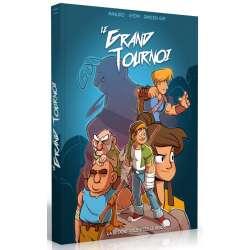 Le Grand Tournoi - La BD dont Vous êtes le Héros !