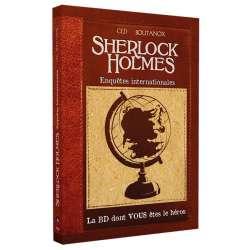 Sherlock Holmes - Enquêtes Internationales - BD dont vous êtes le héros