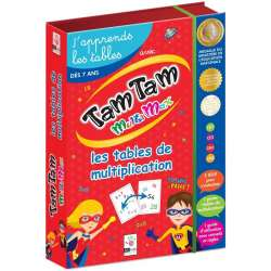 Tam Tam MultiMax : Le Coffret Multiplications