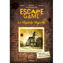 Escape 10 - Le Manoir Maudir