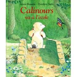 Calinours va à l'école - Album