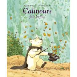 Calinours fait la fête - Album