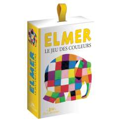 Elmer - Le jeu des couleurs