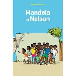 Mandela et Nelson - Poche