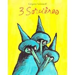 3 sorcières - Poche