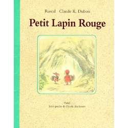 Petit Lapin Rouge - Poche