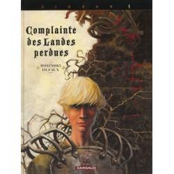 Complainte des Landes perdues - Tome 1 - Sioban