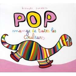 Pop mange de toutes les couleurs - Album
