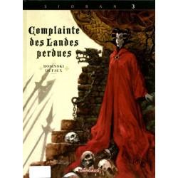 Complainte des Landes perdues - Tome 3 - Dame Gerfaut