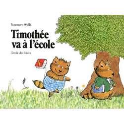 Timothée va à l'école - Album