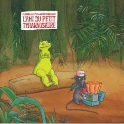 L'ami du petit tyrannosaure - Album