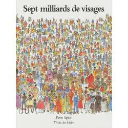 Sept milliards de visages - Album