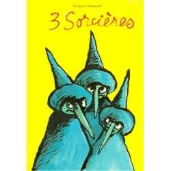 3 sorcières - Album