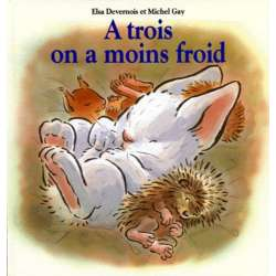 A TROIS ON A MOINS FROID - Album