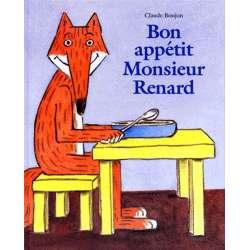 Bon appétit, monsieur Renard - Album