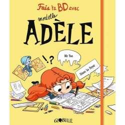 Fais ta BD avec Mortelle Adèle - Avec un gaufrier et des pochoirs