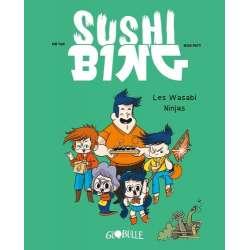 Sushi Bing - Tome 1