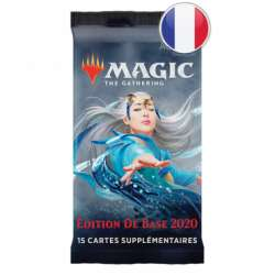 MTG Edition de Base 2020 : Booster FR