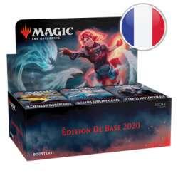 MTG Edition de Base 2020 : Boîte 36 Boosters FR