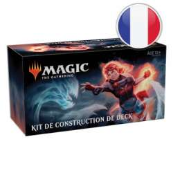 MTG Edition de Base 2020 : Kit de construction FR