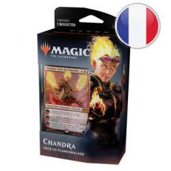 MTG Edition de Base 2020 : Planewalker Deck Rouge - Chandra FR