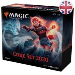 MTG Edition de Base 2020 : Bundle EN