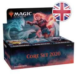 MTG Edition de Base 2020 : Boîte 36 Boosters EN