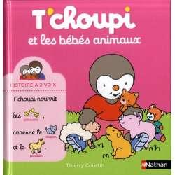 T'choupi et les bébés animaux - Album