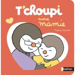 T'choupi aime mamie - Album