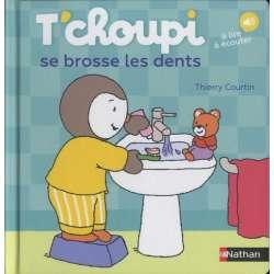 T'choupi se brosse les dents - A lire, à écouter - Album